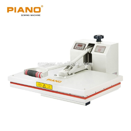 PA-38 manual tshirt printing heat press stamping machine