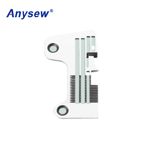 Anysew Sewing Machine Needle Plate 146734-001