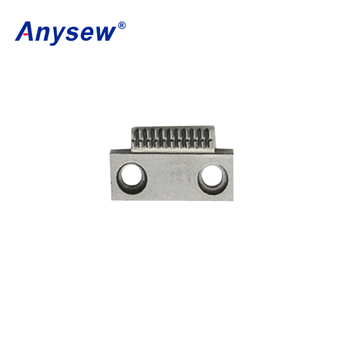 Anysew Sewing Machine Parts Feed Dog 12436