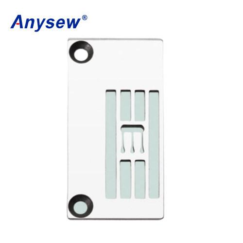 Anysew Sewing Machine Needle Plate 14-854