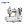 AS562DD-01CB  High speed direct drive flat bed interlock industrial sewing machine