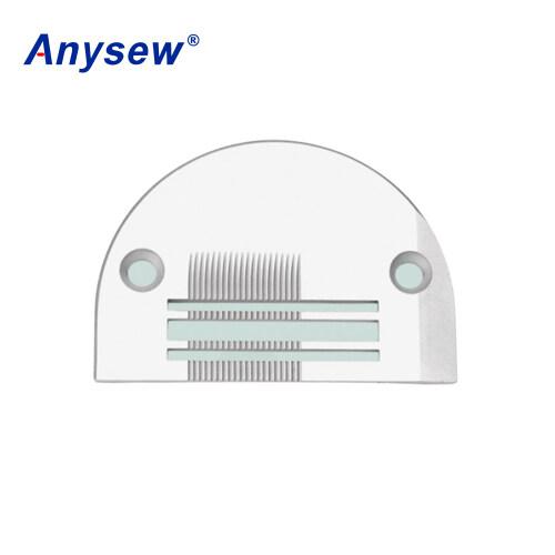 Anysew Sewing Machine Needle Plate B1109-415-HOO