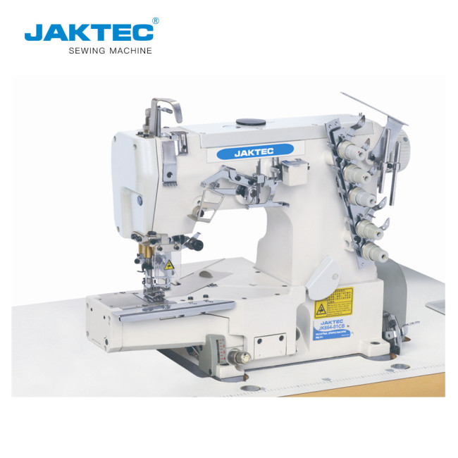 JK664-01CB W600 Cylinder bed interlock sewing machine