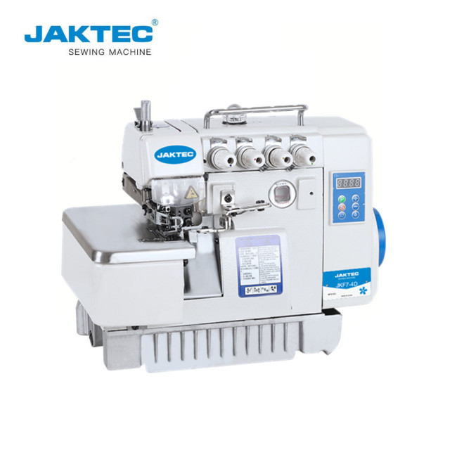 JK-F7-4D  Four thread overlock sewing machine