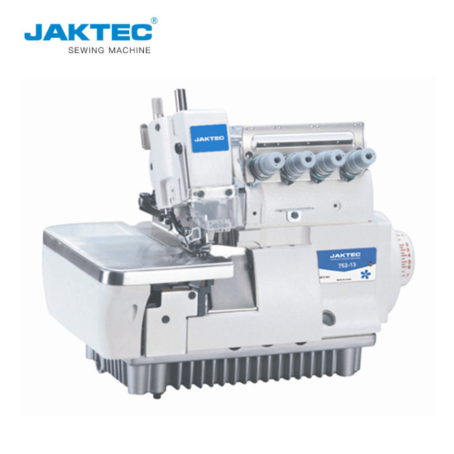 JK752-13 4 thread overlock sewing machine