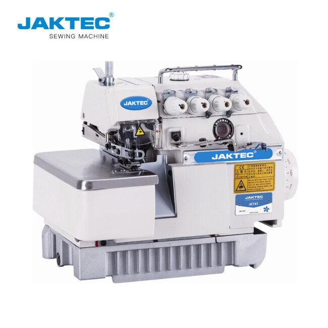 JK747F Four thread overlock sewing machine cover seam machine