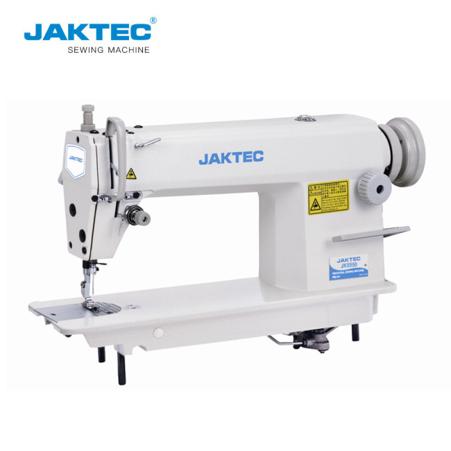 JK5550 High speed single needle lockstitch sewing machine