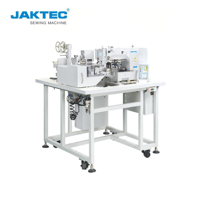 JK1007G-09XJ Automatic elastic ribbon tape splicing machine