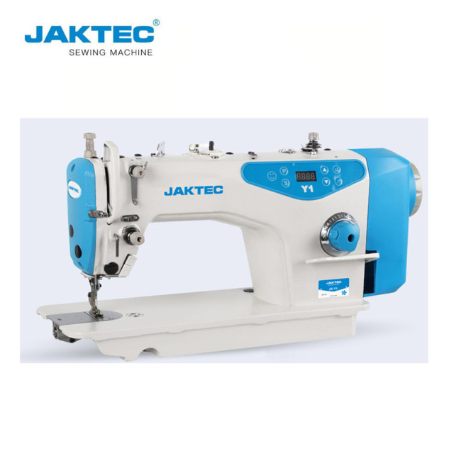 JK-Y1 Direct-drive high-speed single needle lockstitch sewing machine New design