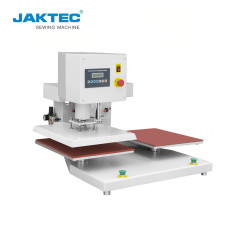 Double station computer Pneumatic heat transfer machine JK-T4050