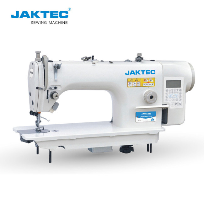JK9800DDI-4 Direct-drive computerized industrial sewing machine , computer lockstitch sewing machine