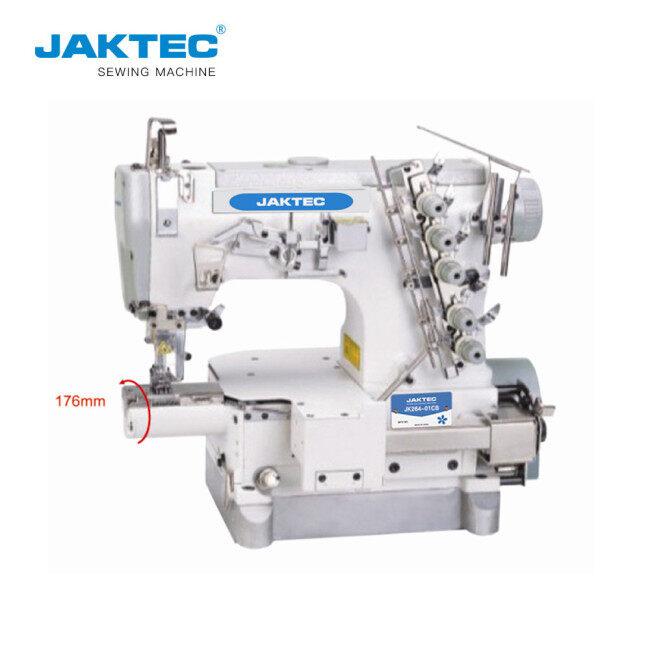 JK264-01CB Small Cylinder bed interlock sewing machine