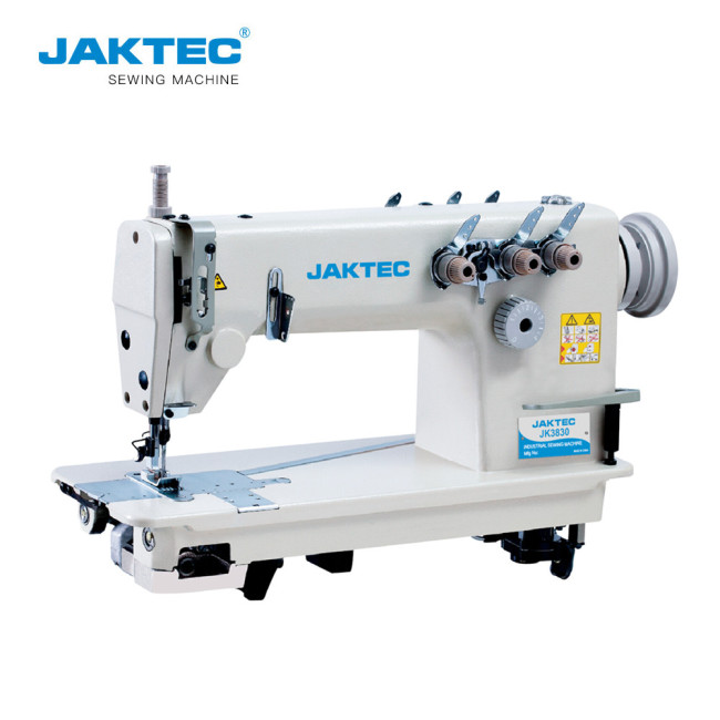 JK390-3N / JK3830 Flat-bed three needle Chainstitch sewing machine