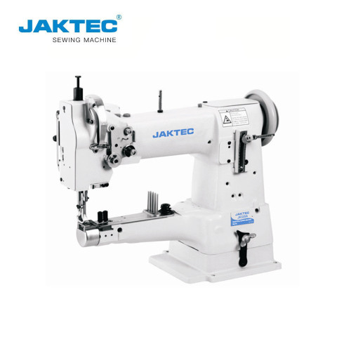 JK335A Cylinder bed compound feed sewing machine leather shoes bag sewing machine