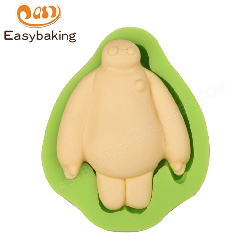 3D Fondant Silicone Molds for cake decorating tools