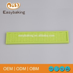 New Religious Rattan Molds Silicone Cupcake Molds For Cake Decorating