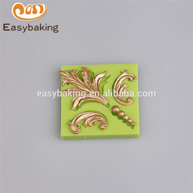 Hot sale new design popular food grade 74*74*10 silicone mini cupcake mold
