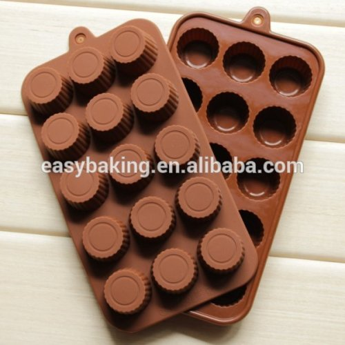 Best selling custom 3D silicone chocolate mold jelly DIY tools