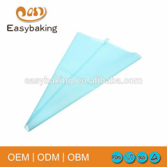 Reusable cake decorating tools food grade silicone pastry bag