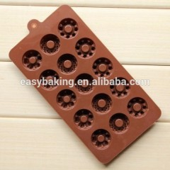 Wholesale Round Silicone Chocolate Molds Professional