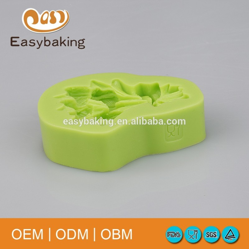 Handiwork tulips flower silicone soap mould