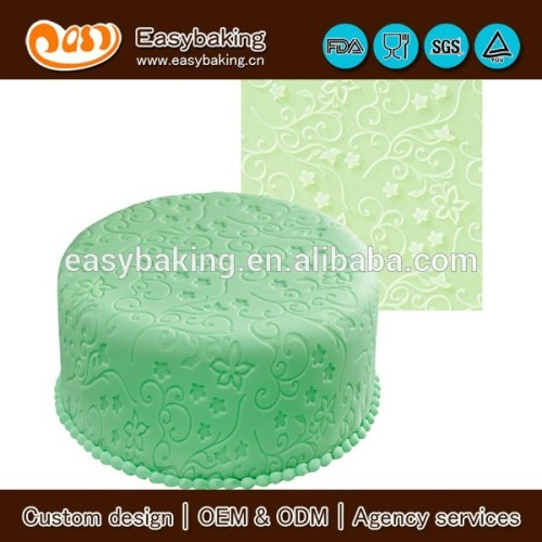 China Food Grade Silicone Impression Mat For Kids
