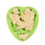 Fondant Silicone Mold Lovely Angel Girls Shape Cake Decorating Tools