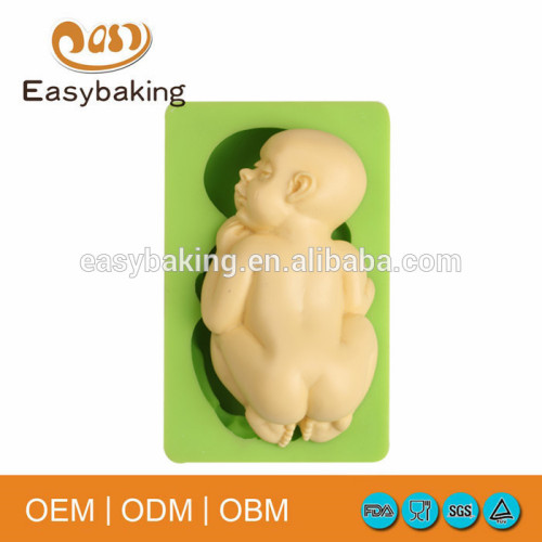 Hot Sale Customized Eco-friendly Baby Silicone Mold