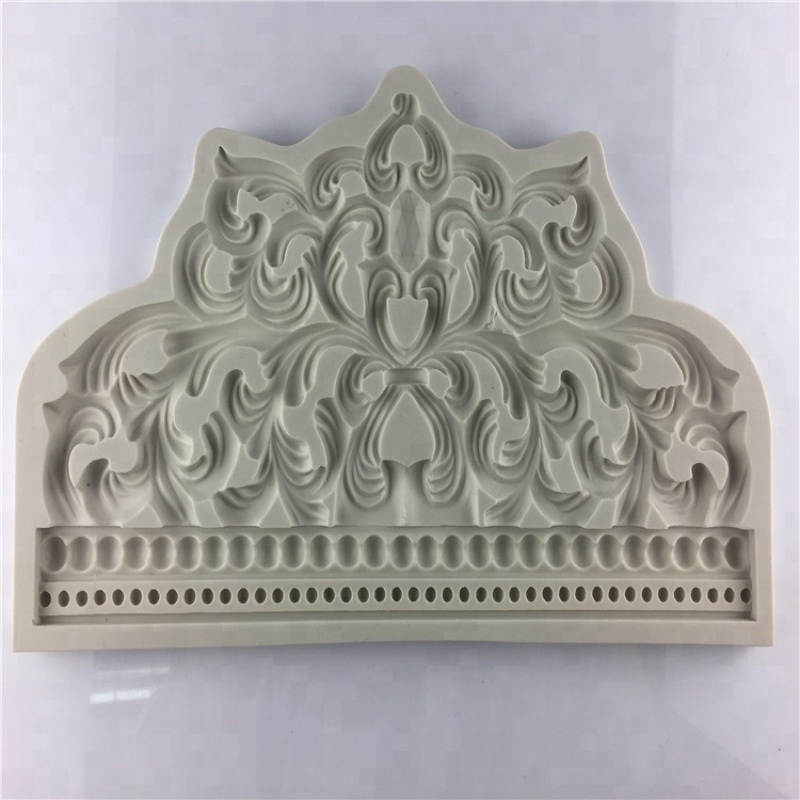 Customized Creat New Mould Large Crown Silicone Mould