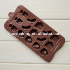 Selling Products 2017 Best Chocolate Candy Chocolate Molds