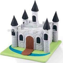 Cake Decorating Fondant Stone Wood 2-Pc. Silicone Texture Mat Set