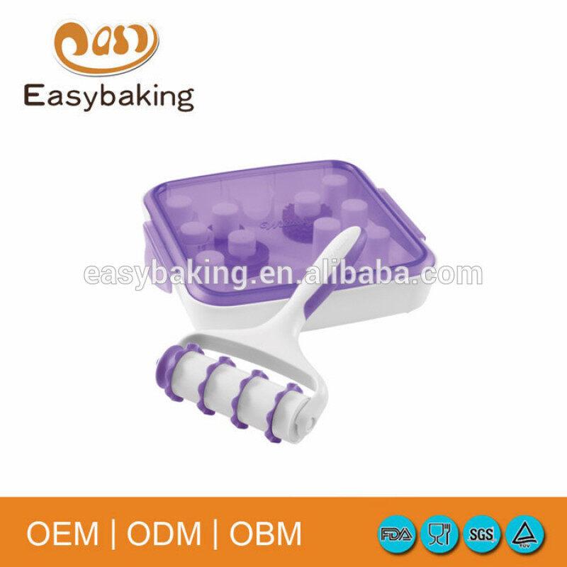 Hot sales Portable Food grade fondant cake decorating tools