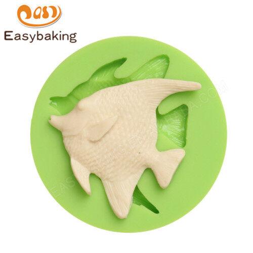 Promotional abyssal fish fondant cupcake decoration mould