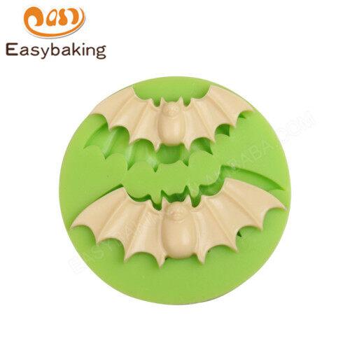 Shenzhen Halloween Bat Silicone Mold for clay
