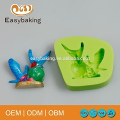 OEM Cake Tools DIY 3D Two Birds Arts and Crafts Silicone Food Molds