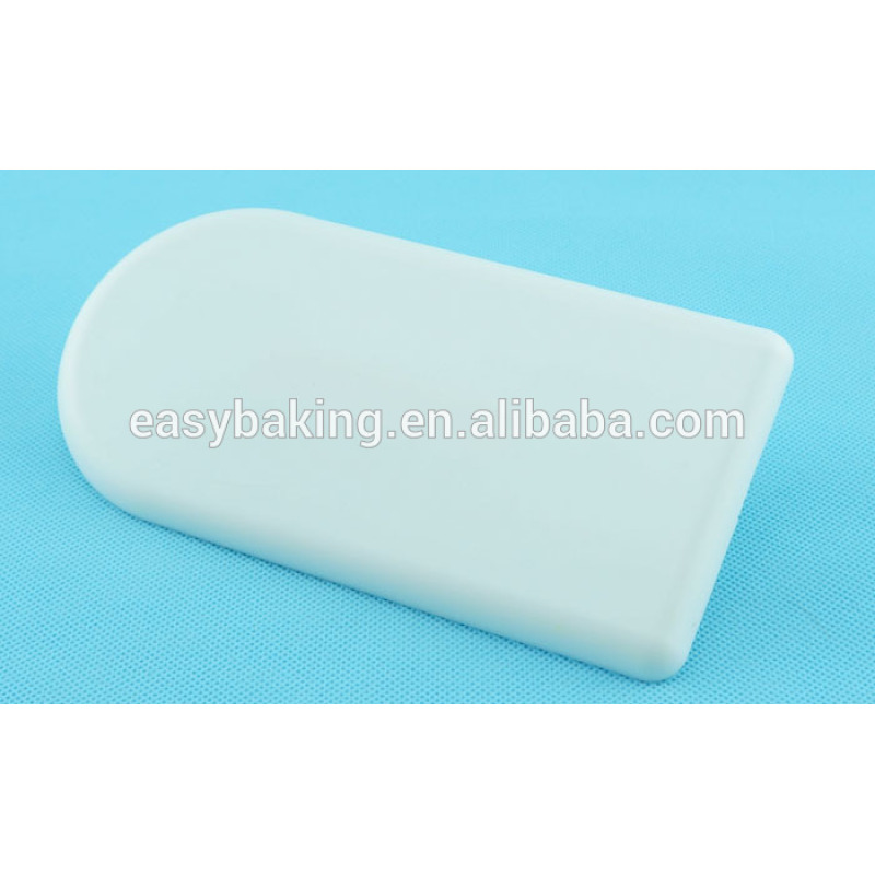 High Quality Food Grade Cake Plastic Easy-Guide Fondant Smoother