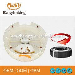 New style hot sale cake decoration aluminium cake turntable