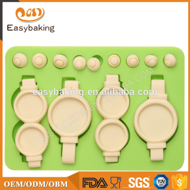 sugar craft design fondant making mould microwave oven safe/fondant tools