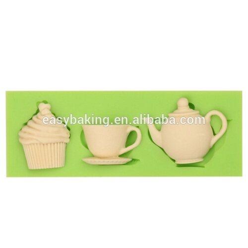 Hot selling Home Furnishing decoration series handmade silicone fondant molds