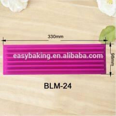 Eco-friendly Wedding Cake Fondant Gathering Mat Cooking Tool Bag Decoration Silicone Mold
