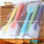 Hot sale food grade silicone spatula for cake decoration or bakery