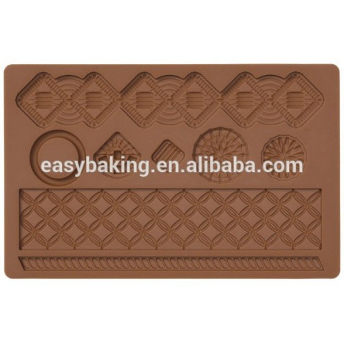 Best Selling Products In Africa Fondant Gumpaste Silicone Molds