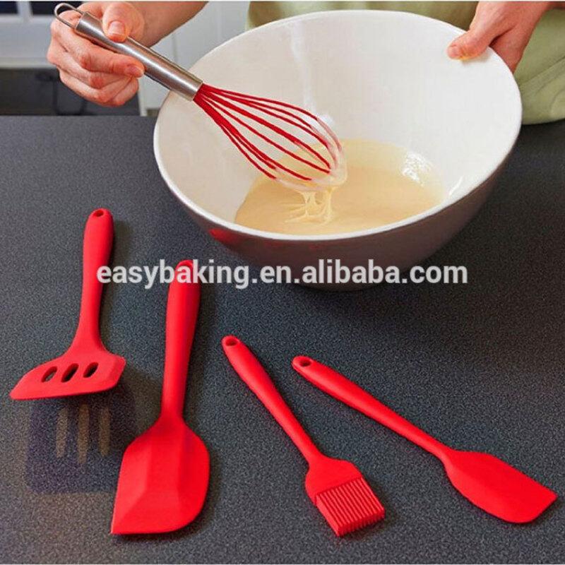 Best Seller Cake Cream Spatula, Mixing Batter Scraper Silicone baking tools