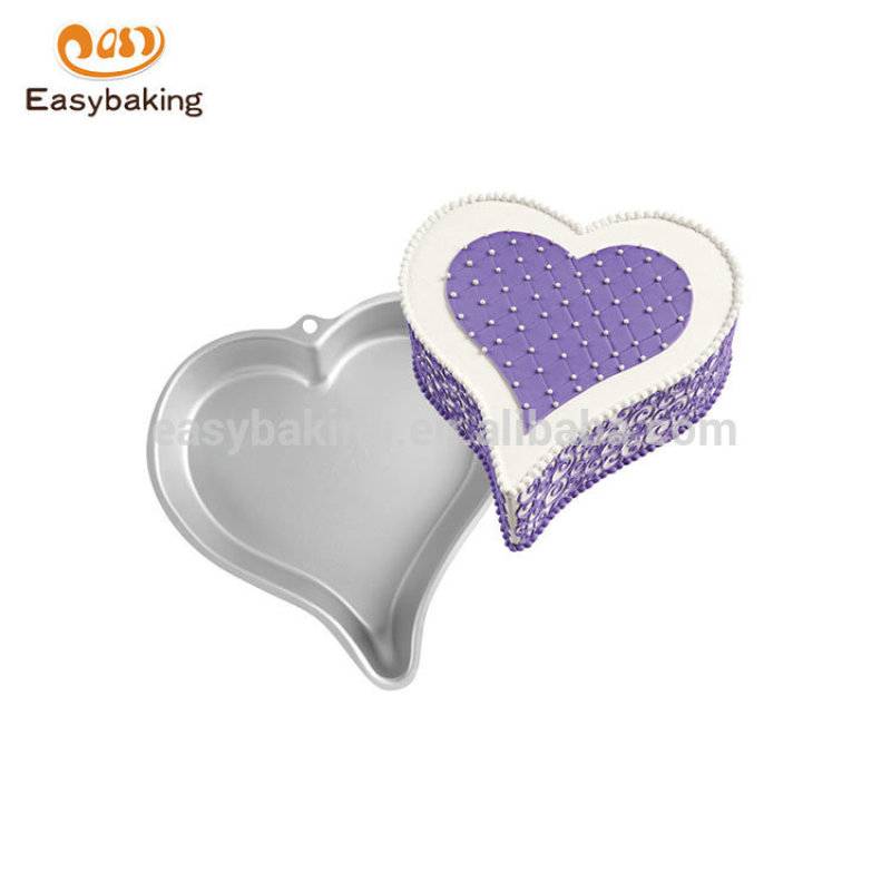 Popular Non-stick custom-made aluminum mold metal cake pan for cake decorating