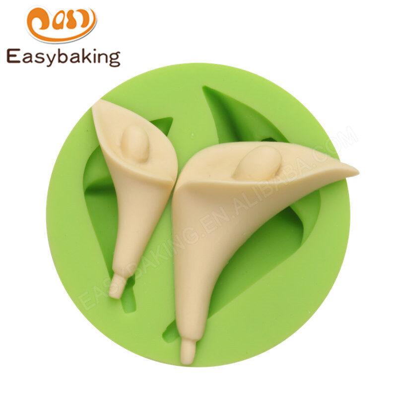 3D Silicone fondant  Sugar Craft Chocolate Cake Mould