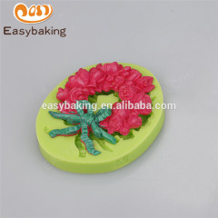 Alibaba chinese manufacture 82*67*11mm silicone moulds