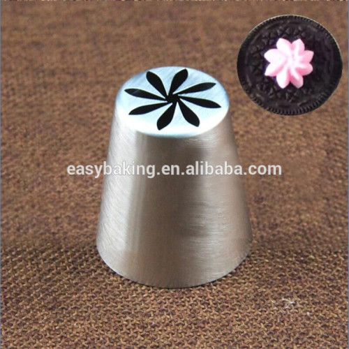 High Quality Different Design Lager Russian Nozzles Icing Piping Tips