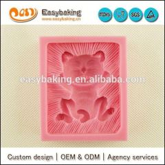 Wholesale custom 3D animals custom soap silicone molds