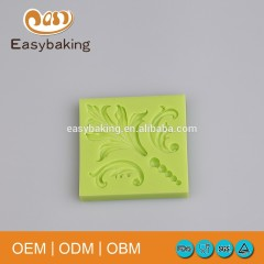 Multi Shapes House Wall Arts & Crafts Baking Silicone Molds Cake Decorating Tools