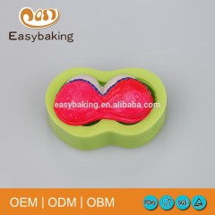 Originality And Novelty Female Sexy Bra Silicone Bakeware Molds For Birthday Cake Decorate